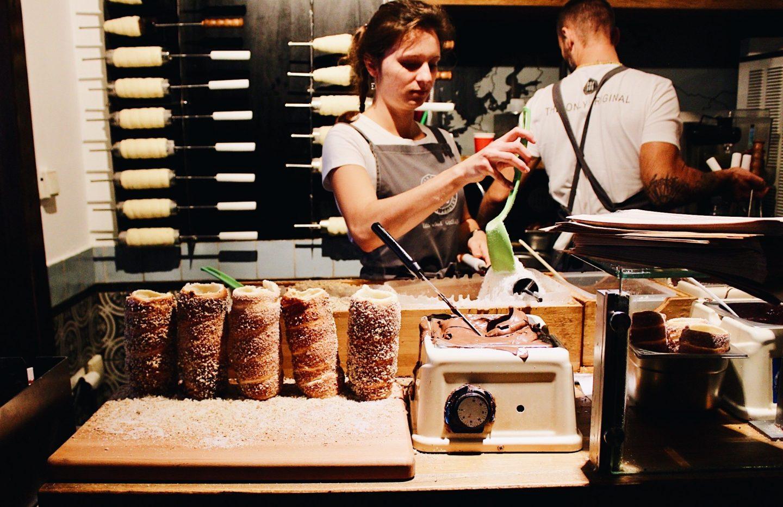 Prague's most famous dessert