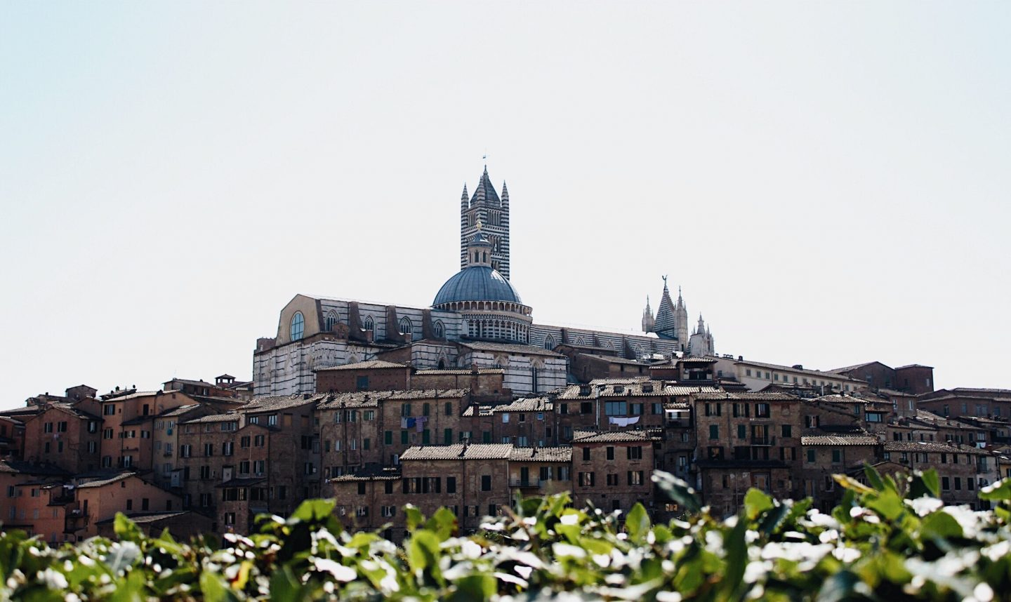Siena is one of the cities in Italy to visit