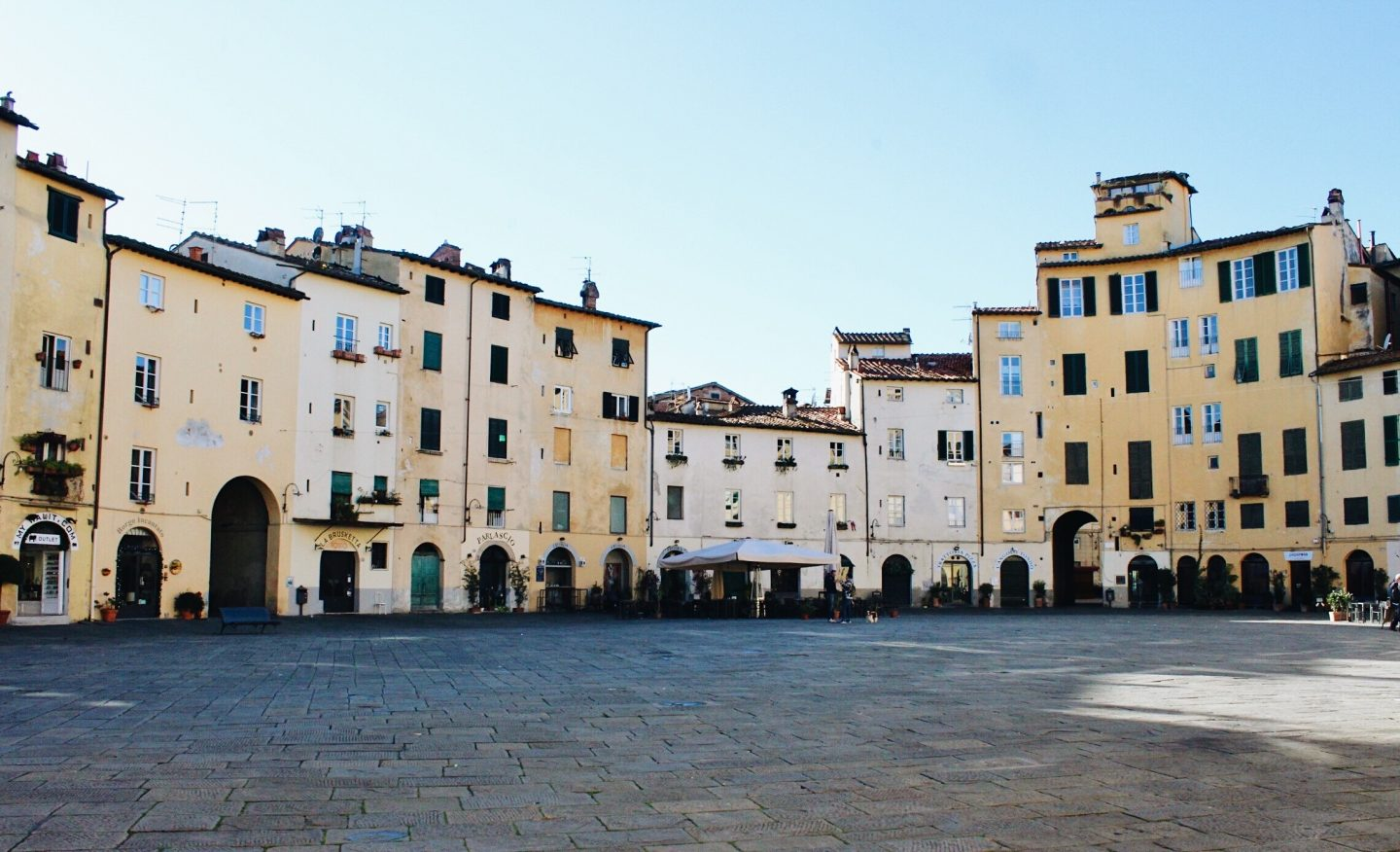 Lucca is one of the cities in Italy to visit