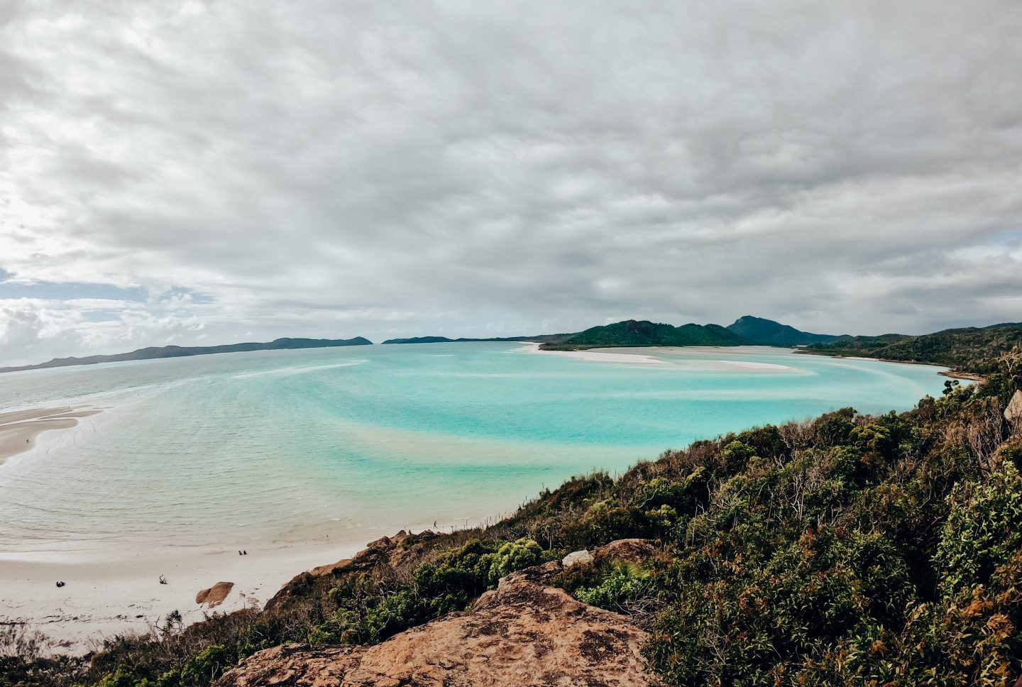 Everything You Need To Know About Sailing The Whitsundays