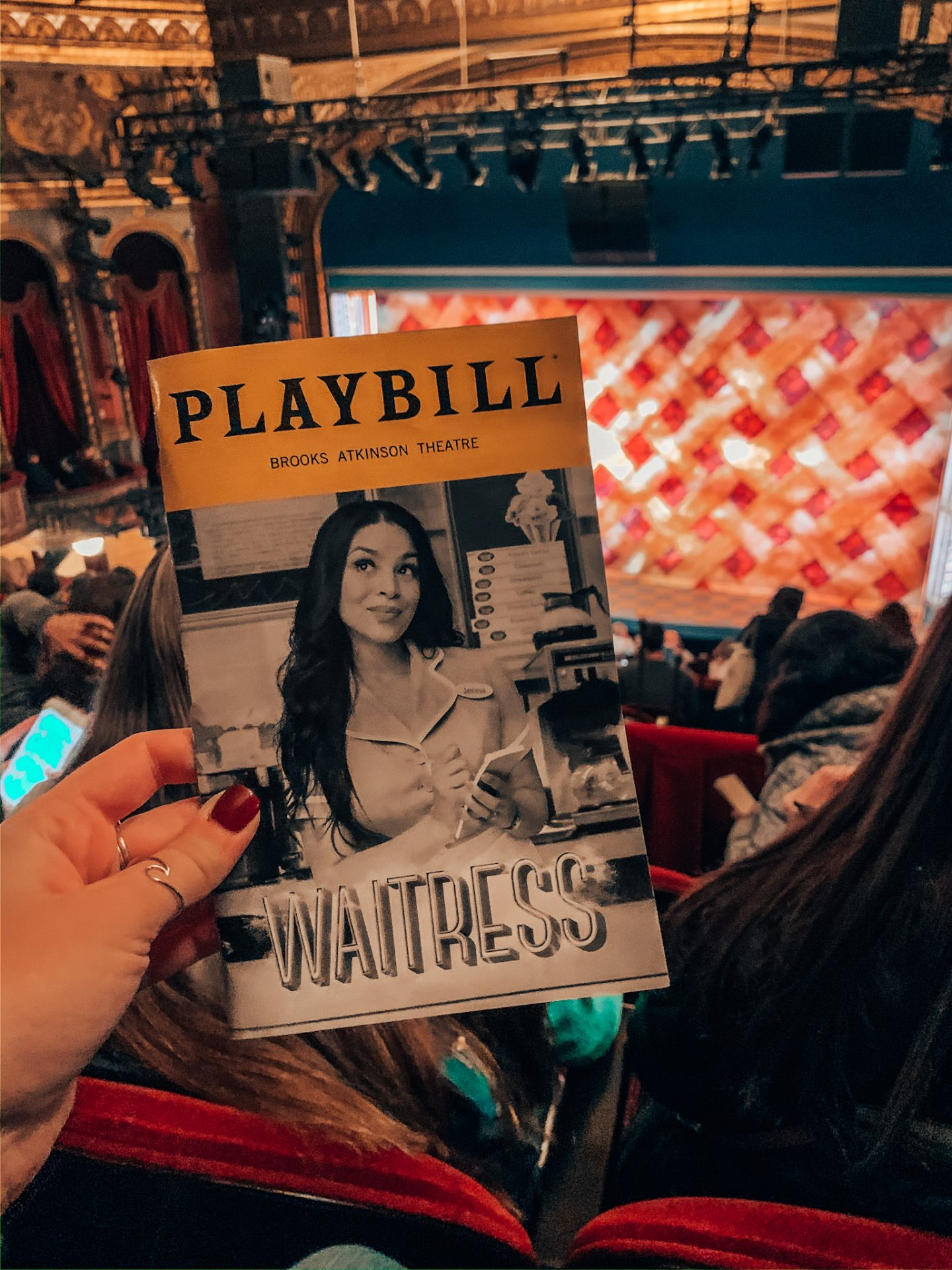 Broadway is one of the best things to do in New York City
