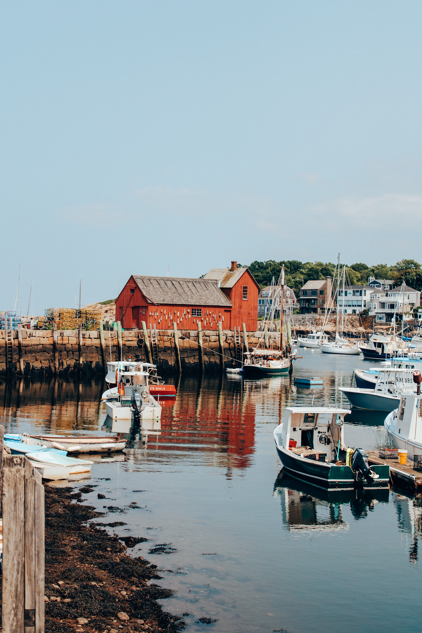 Rockport, MA should be on your New England bucket list