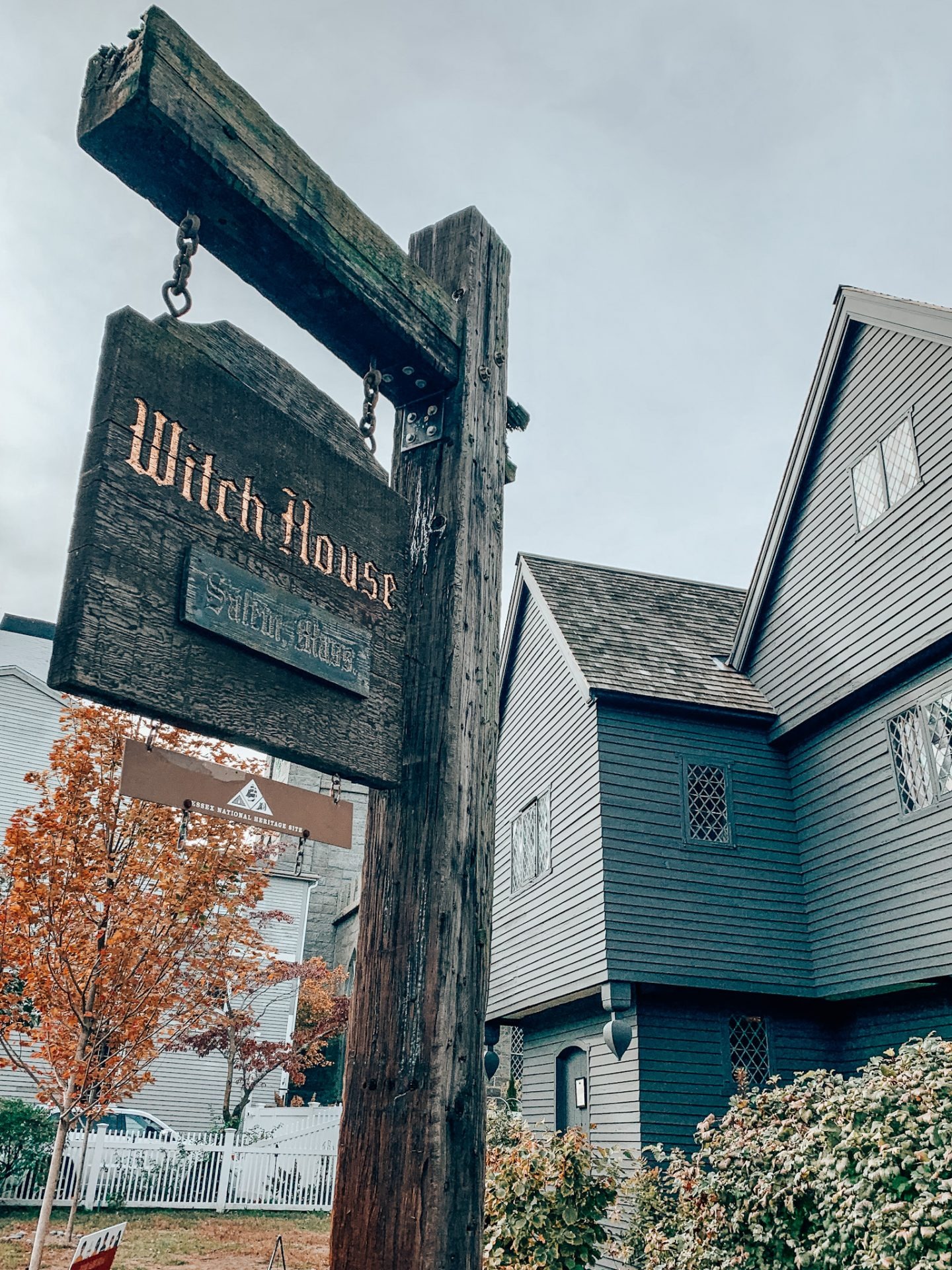 What to See in Salem, Massachusetts