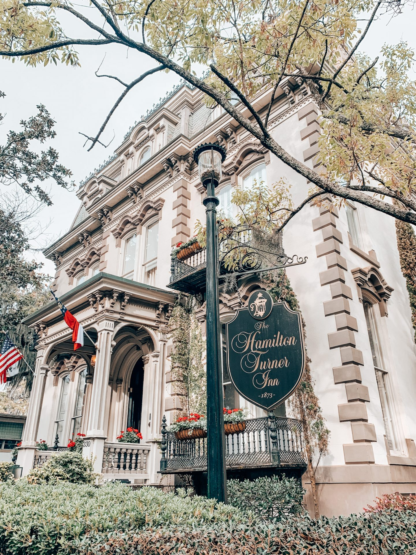 Hamilton Turner Inn in Savannah, Georgia