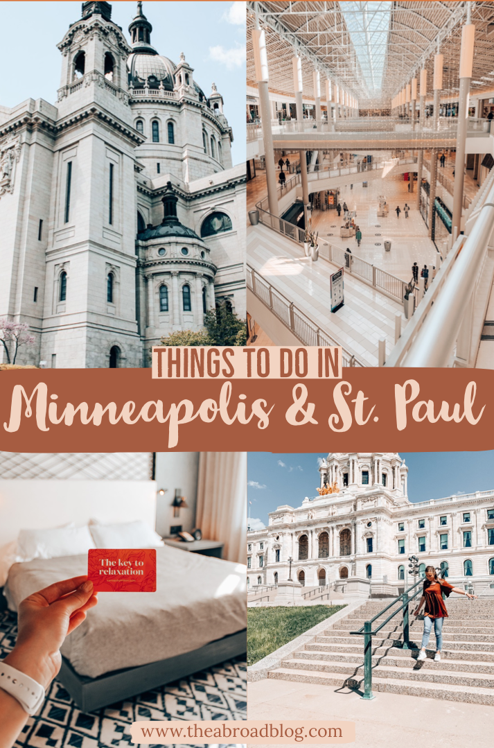 Things to do in Minneapolis pin
