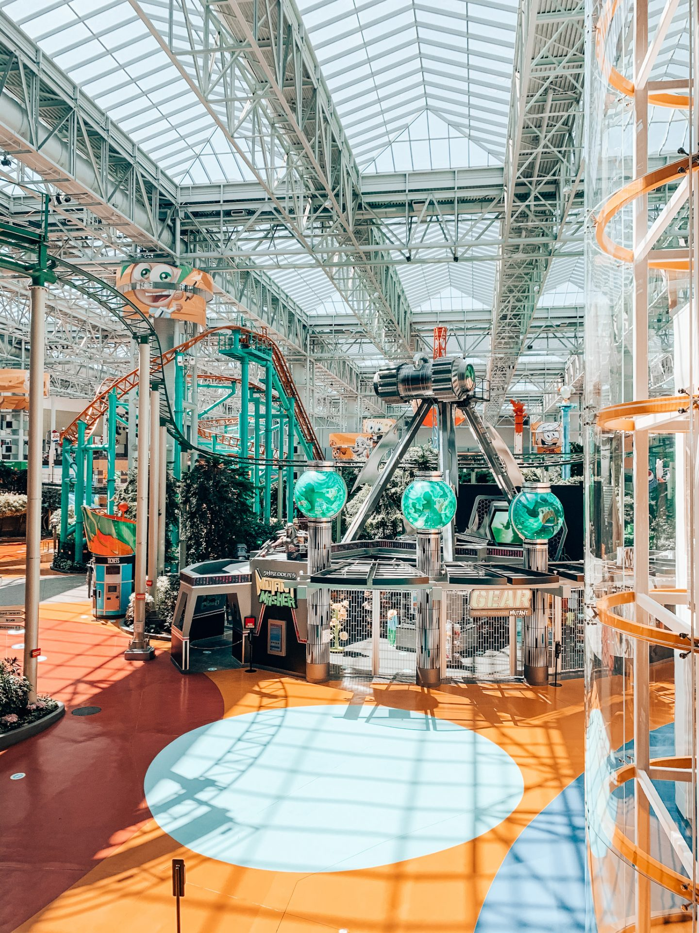 The Mall of America in Bloomington is one of the top things to do in Minneapolis