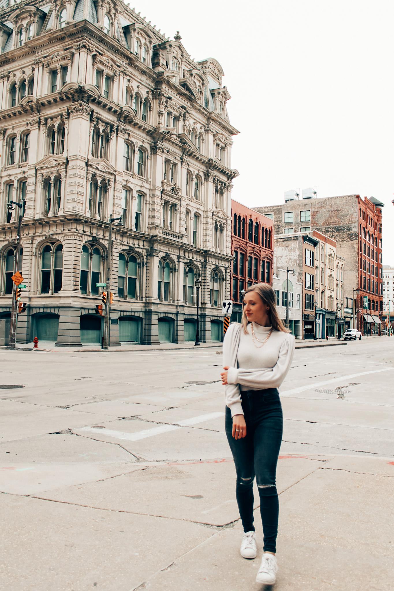 Exploring the city of Milwaukee