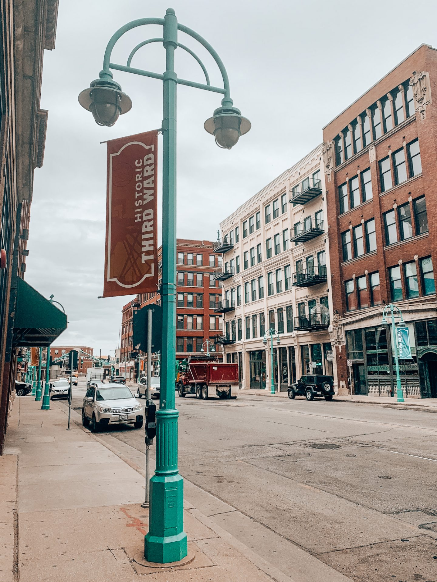 What to do in Milwaukee The Historic Third Ward
