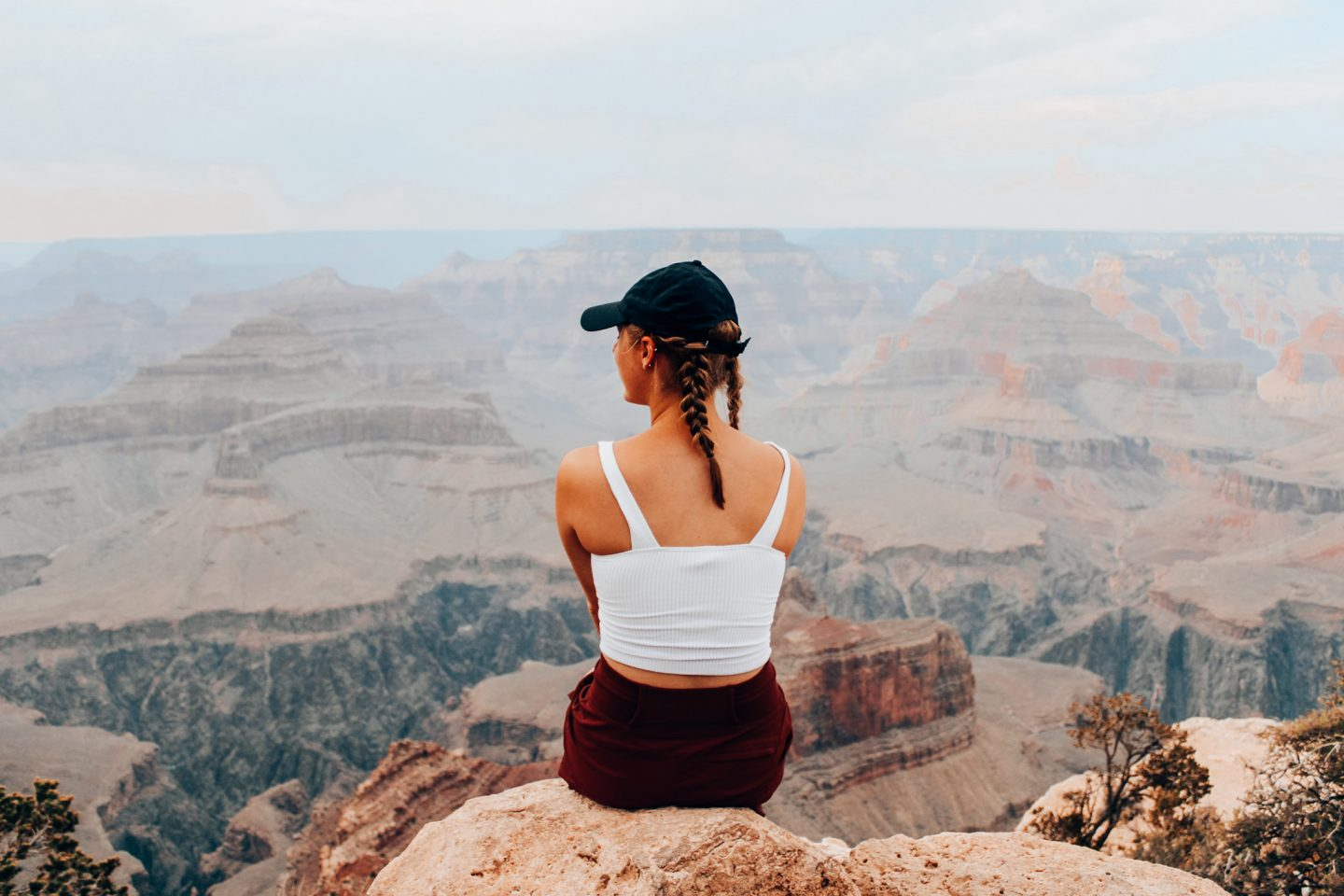 Visiting the South Rim of the Grand Canyon