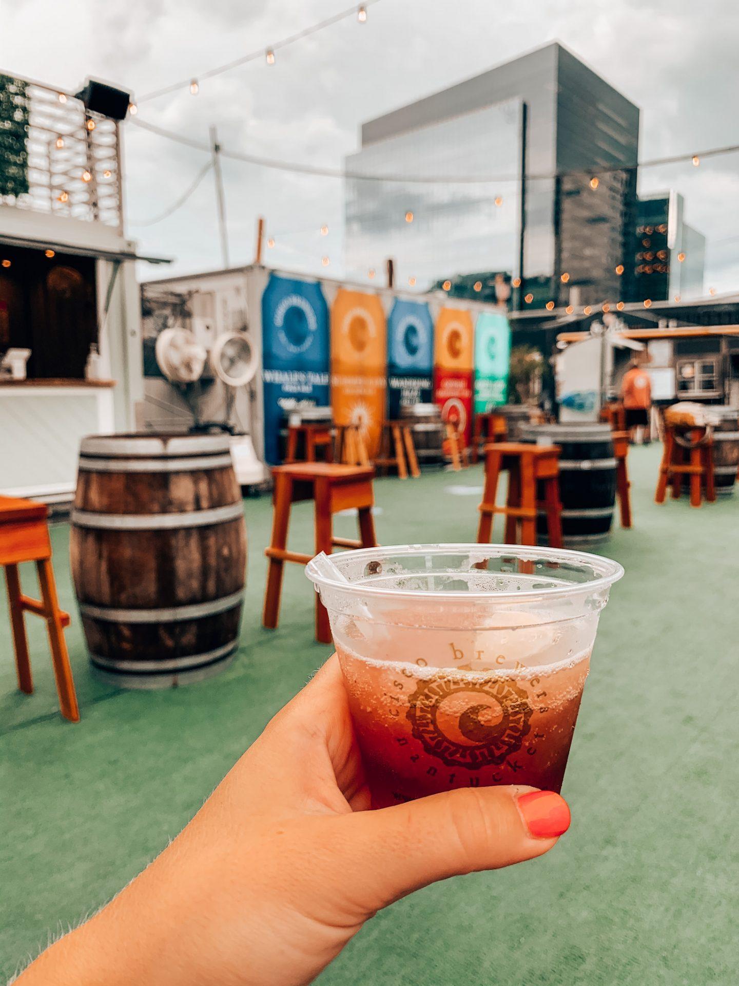Cisco Brewers in Boston, MA