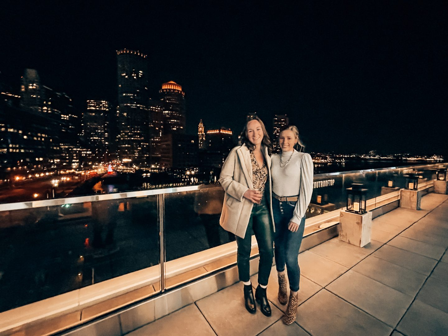 Lookout Rooftop at Envoy
