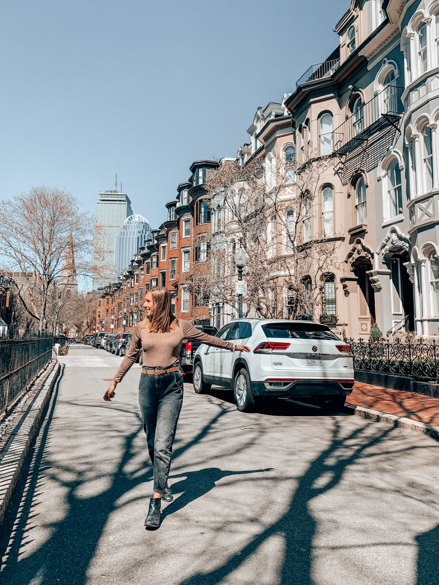The South End is one of the most Instagrammable places in Boston