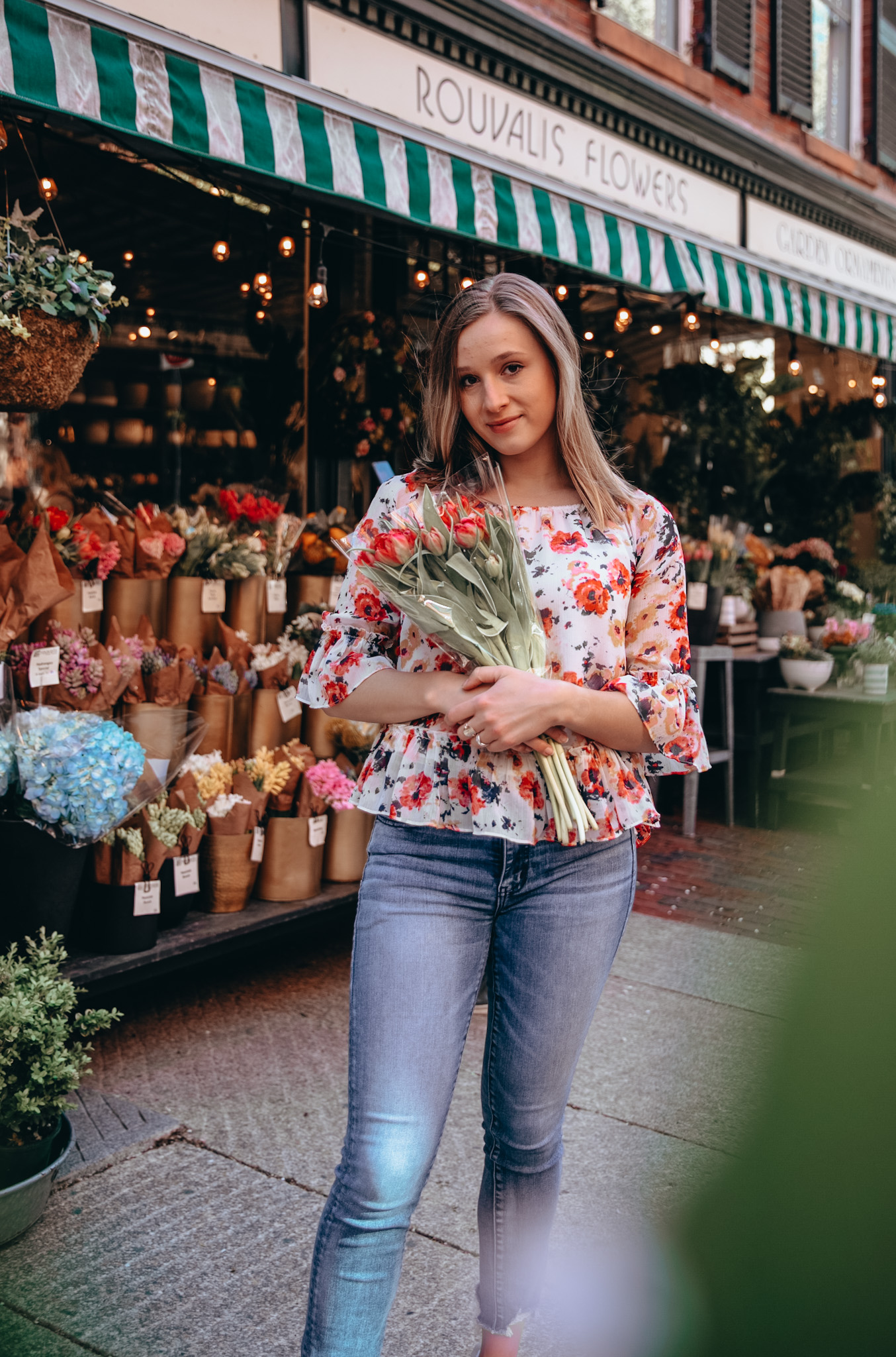 The most Instagrammable flower shop in Boston