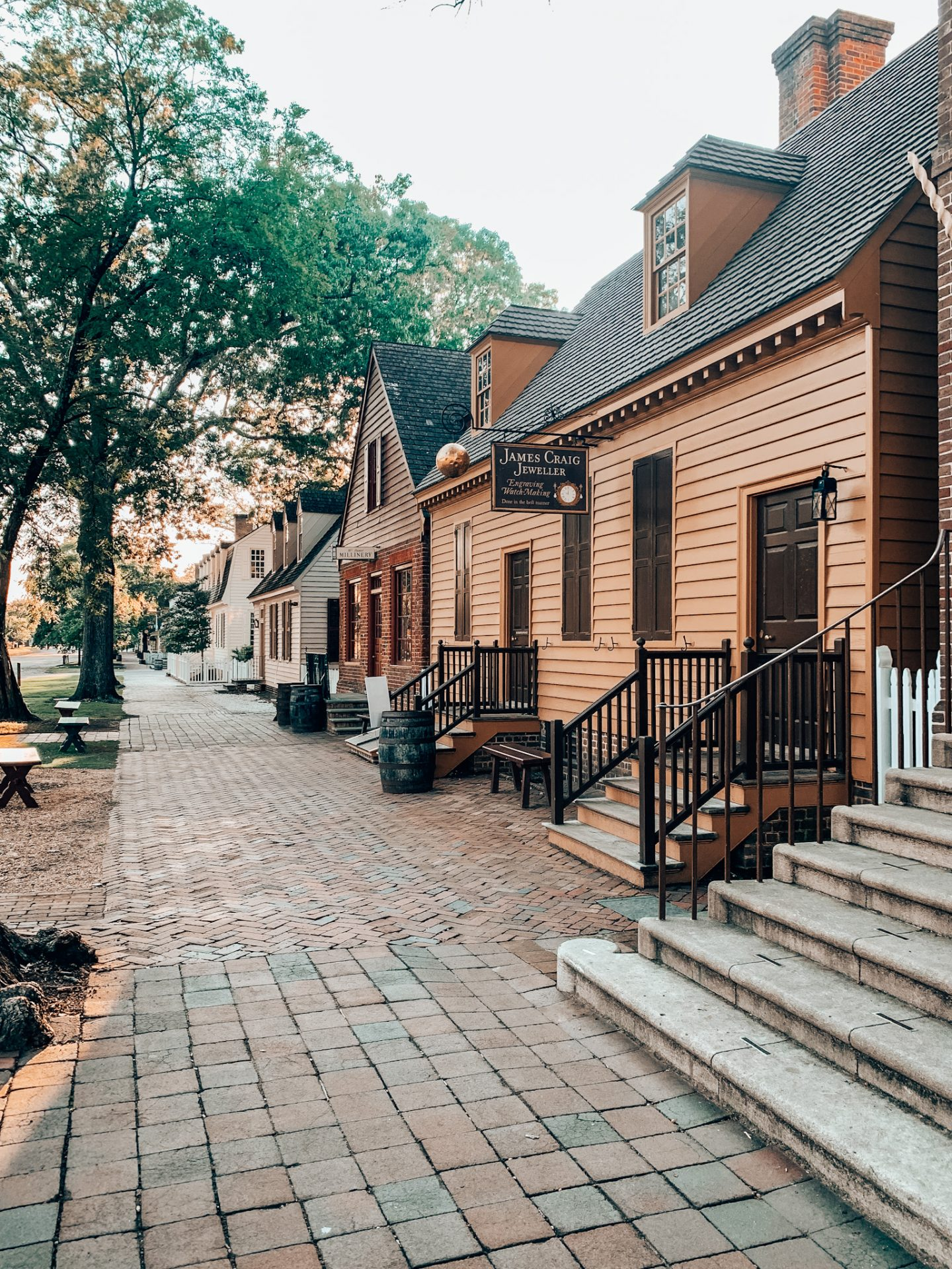 Homes on Duke of Gloucester is one of the top things to do in Williamsburg, VA