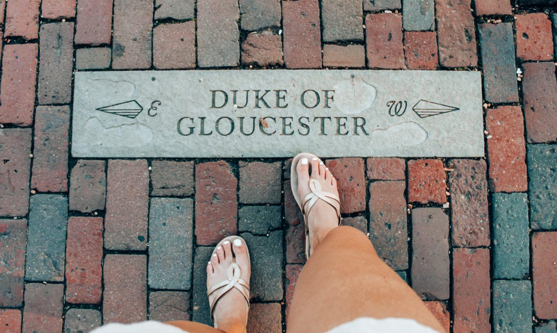 Duke of Gloucester in Williamsburg, VA