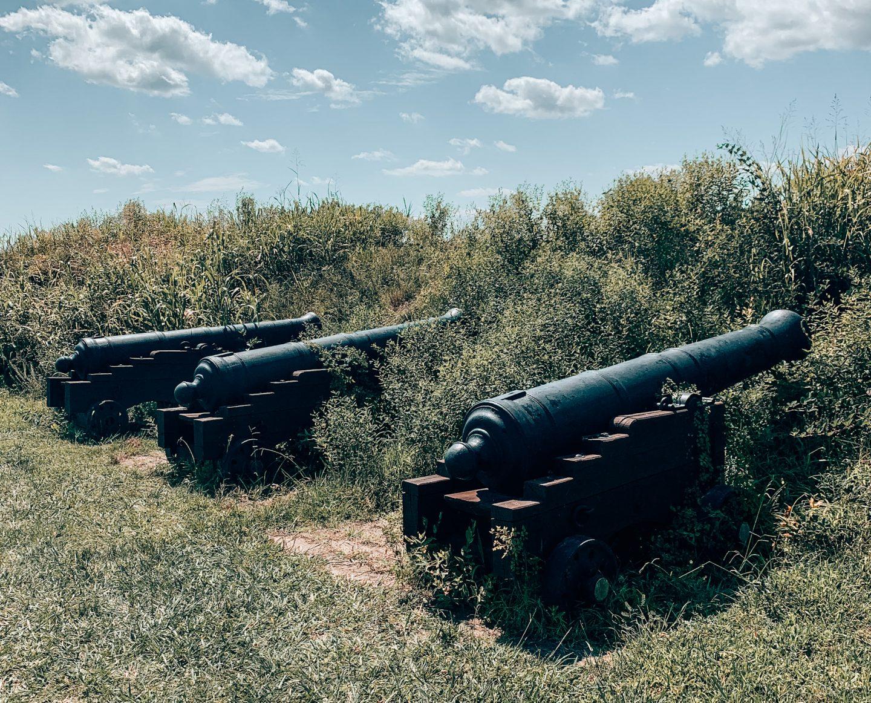 Yorktown Battlefields in Historic Triangle